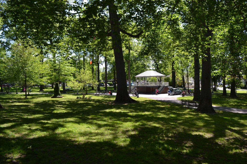 Westerleigh - Park Gazebo